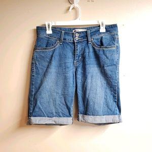 Levi's Cuffed Bermuda Shorts